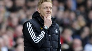 Garry Monk was sacked as the Swansea manager after a run of only one win in eleven games