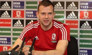 Jordan Rhodes signed for Middlesbrough for an initial £9 million in the recent transfer window