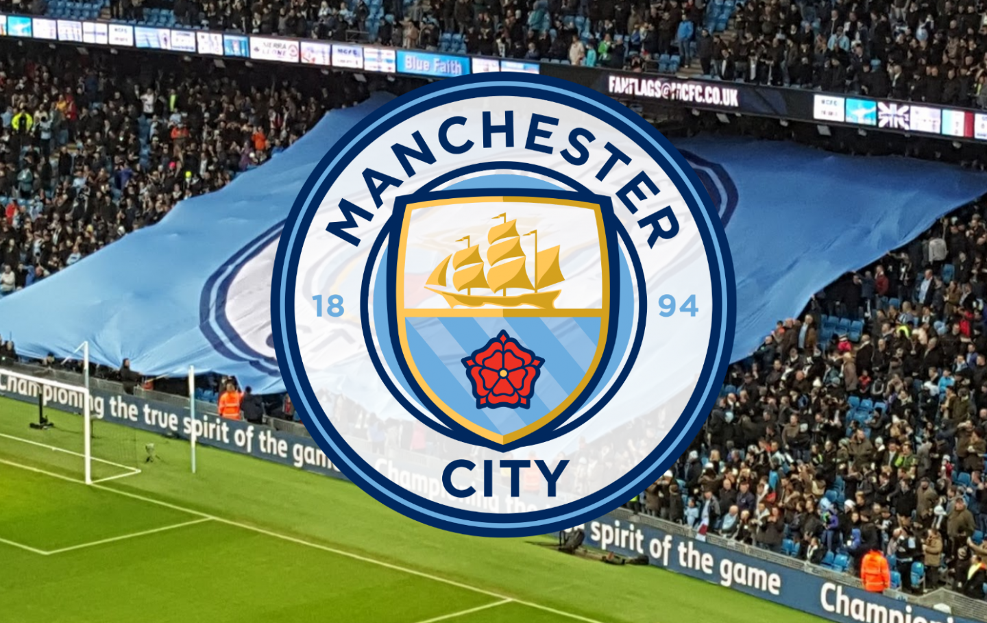 Badge Of The Week Manchester City F C