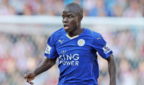 A call-up to the national team would neither be a surprise or undeserved for Leicester's Frenchman N'Golo