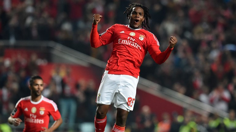 18 year old Renato Sanches has been one of Benfica's stand out performers this season