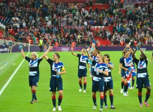 Team_GB_celebrating,_women's_football