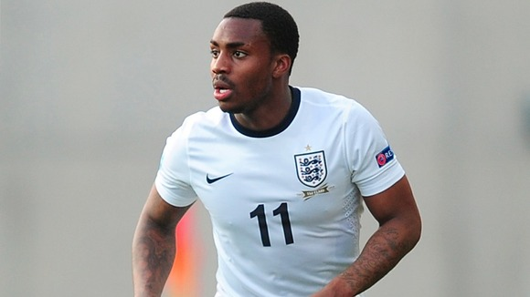 Danny Rose has played 29 times for the England U21s