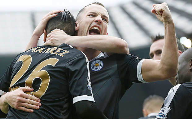 Danny Drinkwater is in line for a call up for friendlies against Holland and Germany
