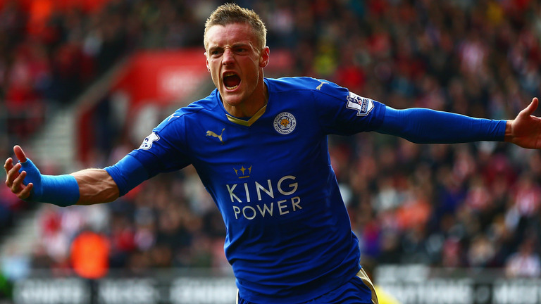It remains to be seen if Jamie Vardy can replicate his club form at international level