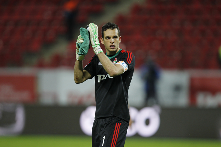 Guilherme has recently become available for selection after getting Russian citizenship