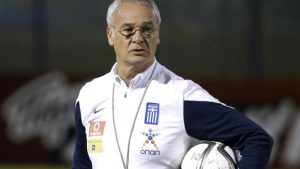 Claudio Ranieri was sacked from his position as Greece manager after a home loss to the Faroe Islands