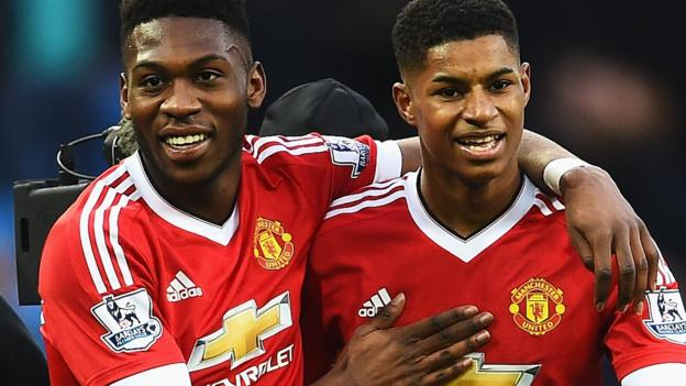 Would youngsters Fosu-Mensah and Rashford have got a chance in the first team had Mourinho been in charge?