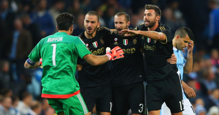 A strong defence of Buffon, Barzagli, Bonucci and Chiellini will be hard to break down