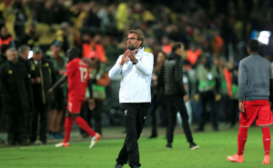 Jürgen Klopp spent seven years managing Borussia Dortmund before joining Liverpool