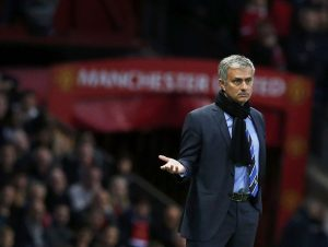 Jose Mourinho looks set to take over at Manchester United this summer