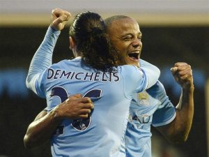 Whilst Manchester City have been over-reliant on Kompany this season, Otamendi, Mangala and Demichellis have all disappointed