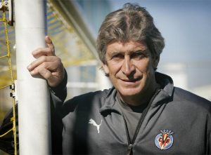 Manuel Pellegrini had a successful spell at Villarreal from 2004 to 2009