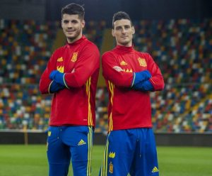 Aduriz and Morata will be Spain's striking options at Euro 2016