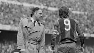 Rinus Michels and Johann Cruyff were the pioneers of Total Football