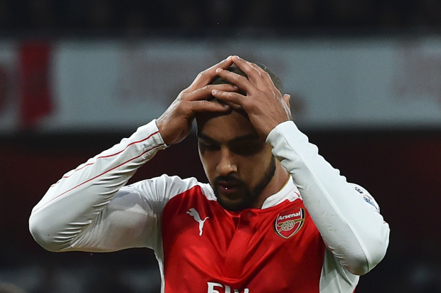 After 10 years, Theo Walcott's Arsenal career is yet to take off