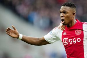 19 year old Riechedly Bazoer has been ever present for Ajax this season