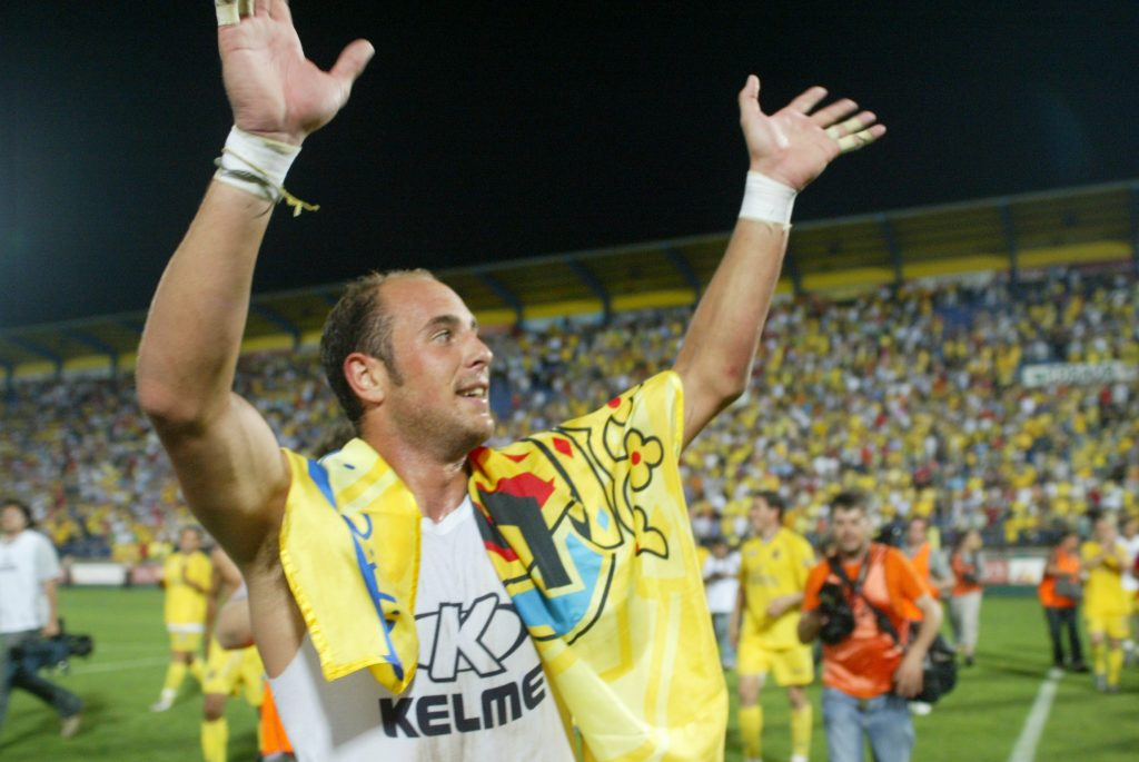 Pepe Reina is one of many international stars who have worn the shirt of the Yellow Submarine