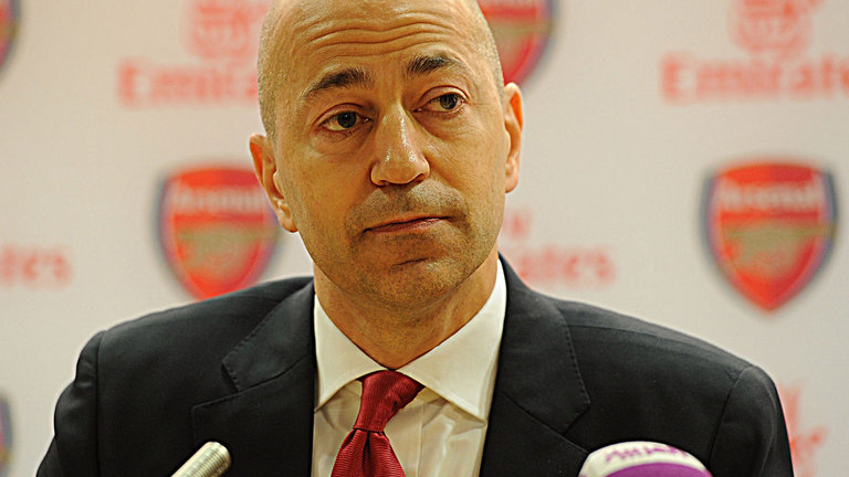 """It gives fans, a certain group of fans who like to stand who create the atmosphere, another way to be in our stadium. Why would you be against that, if you can do it safely?"" -Arsenal chief executive Ivan Gazidis"