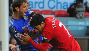 Luis Suárez has been in the receiving end of long bans following three separate biting incidents