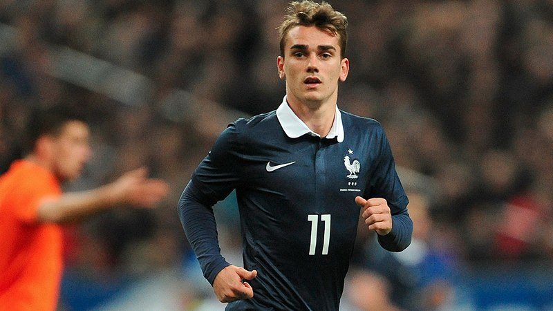 Antoine Griezmann is a hot favourite for the golden boot