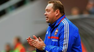 Slutsky not only won the Russian League title with CSKA Moscow but also secured qualification for the national team