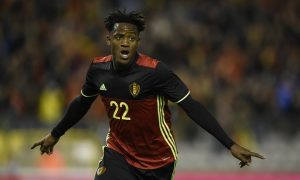 Michy Batshuayi's Belgium will play Group F winners Hungary in the next round