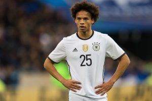 Manchester City could break their transfer record in trying to sign Leroy Sane