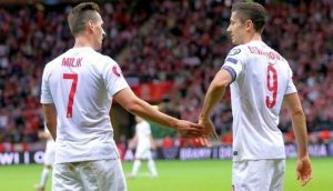 Lewandowski (The Master) and Milik (The Apprentice) are a force to be reckoned with for Poland