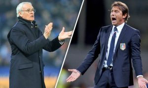 Just like Ranieri did at Leicester, Conte keeps denying Italy's chances at Euro 2016...