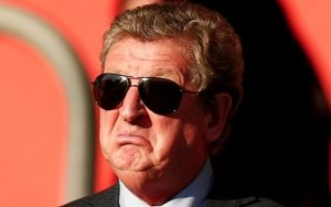 At least Roy got a nice holiday out of England's Euro 2016 run