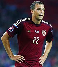 Russian giant, Dzyuba, has been tipped as outside chance for the golden boot