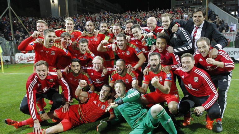 wales bale or bust box to box football