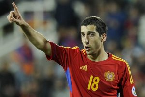 Despite not qualifying for Euro 2016, Henrik Mkhitaryan was ever present in Armenia's qualifying campaign