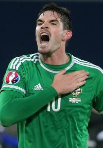 Kyle Lafferty was prolific in qualifying