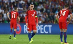 England made six changes for the game against Slovakia - but it wasn't enough.