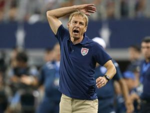 Klinsmann has had a rough time of late, leading to many americans asking for change.