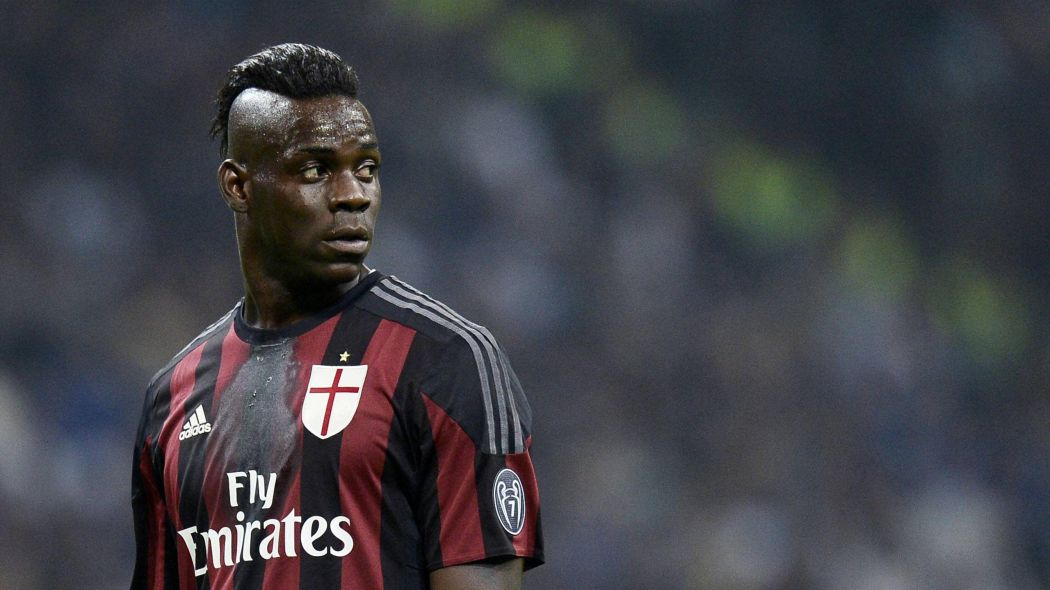 super popular 046c8 ee864 Where did it all go wrong for Mario Balotelli? - Box To Box ...