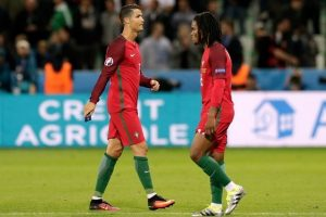 Portugal will be hoping Ronaldo and Sanches can conjure up something special this evening.
