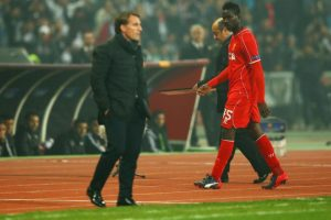 Balotelli's impact at Liverpool is yet to be felt