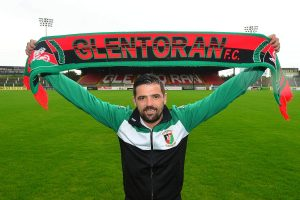 Former Rangers' legend Nacho Novo recently signed for Glentoran in the Northern Irish Premier League