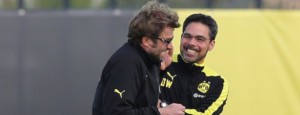 Wagner and Klopp worked closely together at Dortmund