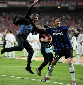 Materazzi would of jumped in front of a bus if Mourinho's tactics required it.