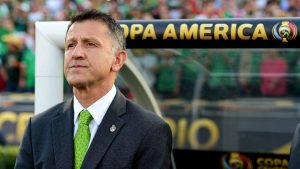 Juan Carlos Osorio is on shaky ground after the humiliation at the Copa America Centenario