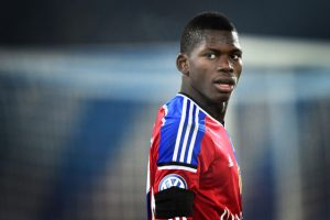 19 year old Embolo scored his first goal for Schalke just last week