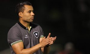 Jair Ventura now is one of only two black managers