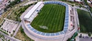 The Estadio Municipal de Butarque