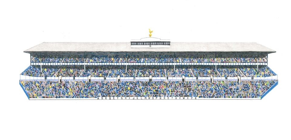 Illustrated: White Hart Lane
