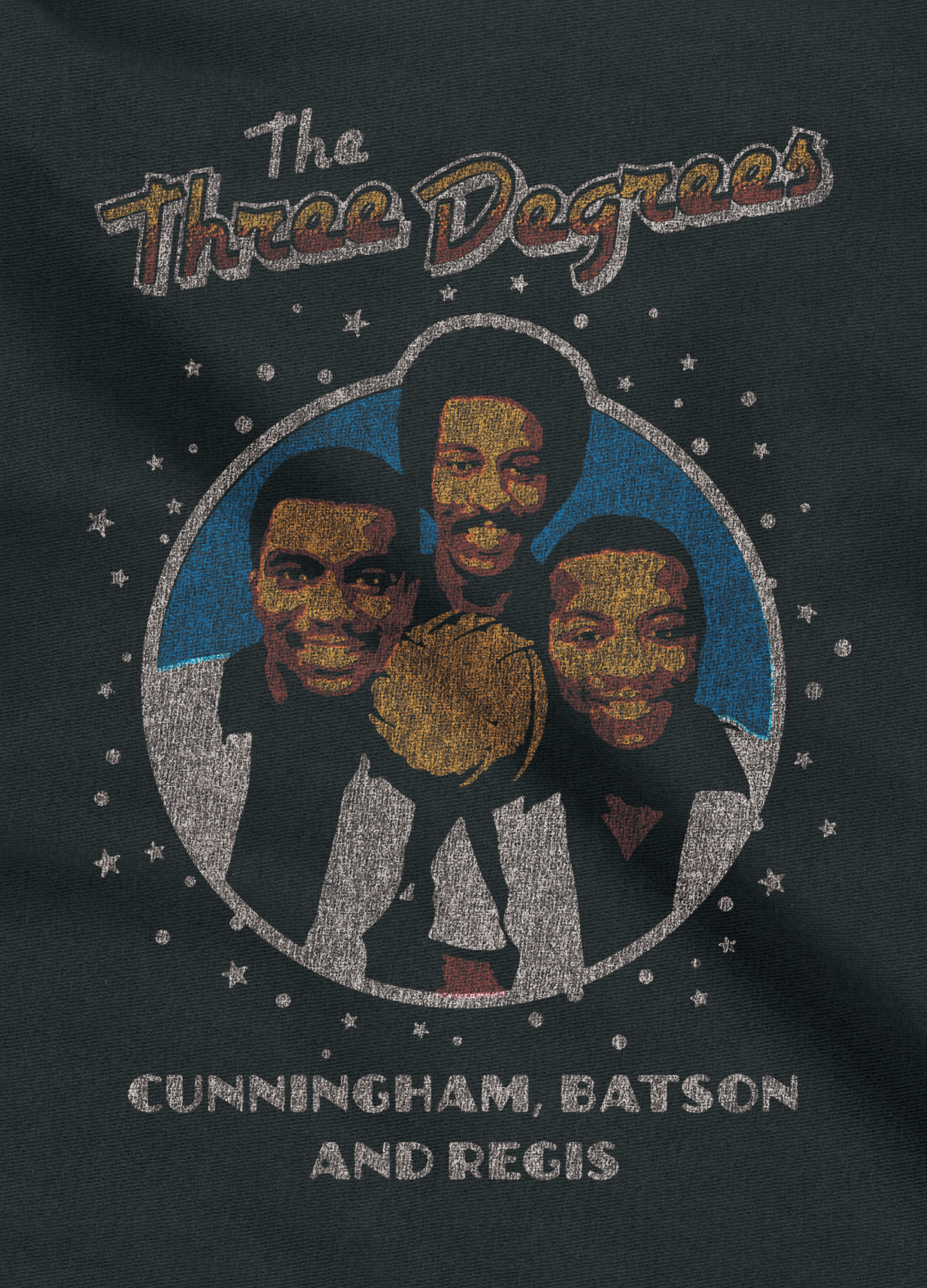 West Bromwich Albion and the Three Degrees: Cunningham, Batson & Regis
