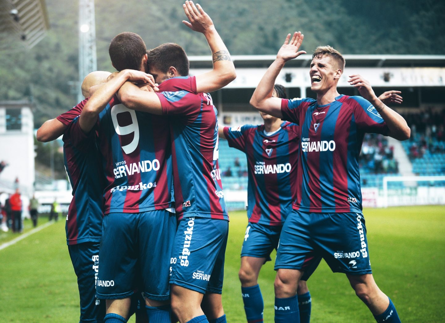 Image result for Eibar team 2018